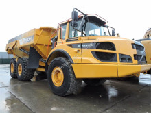 Volvo articulated dumper A30G