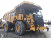 Tombereau Caterpillar 775G occasion