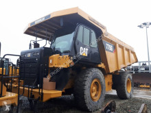 Dumper Caterpillar 775G tweedehands