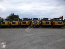Volvo A 25 dump trucks 6 units tombereau articulé occasion