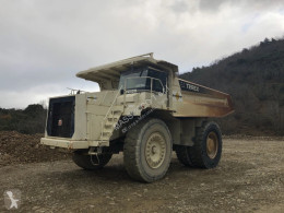 Tombereau Terex tr100 occasion