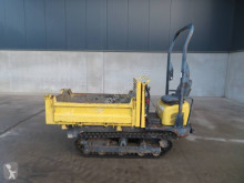 Yanmar C 12 R-B tweedehands mini dumper