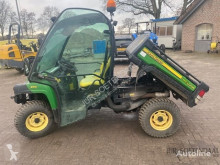 John Deere 855D tweedehands mini dumper