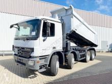 Camion benne TP Mercedes Actros 4141 K 8x4/4 4141 K 8x4/4, Stahlmulde ca. 17m³