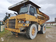 Caterpillar 771D tweedehands starre dumper