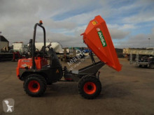 Ausa D 300 AHG Hydrostat mini-dumper novo