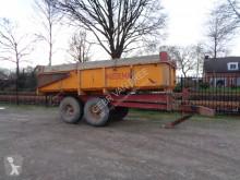 Monocoque dump trailer koop miedema kiepkar/kiepwagen/kipper