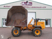 Barford SXR6000 mini-dumper usado