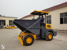 Qingdao articulated dumper DP40 New 4.0T Articulated Dumper DP40