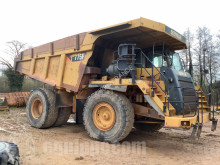 Tombereau rigide Caterpillar 775F