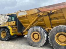 Bell B50D used articulated dumper