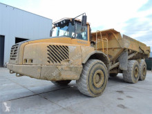 Volvo A35D used articulated dumper