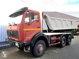 Camião basculante para obras Mercedes S 2626 AK 6x6 S 2626 AK 6x6, Stahlmulde 16m³