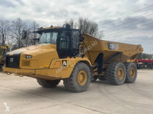 Caterpillar articulated dumper 730
