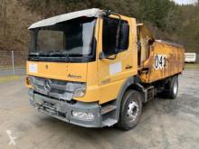 Camion benne Mercedes Atego 1623 L 4x2 Atego 1623 L 4x2, Abschiebeaufbau, 3x Vorhanden!