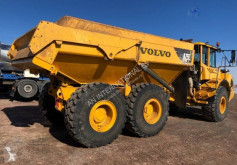 Volvo A 25 E 6x6 used articulated dumper