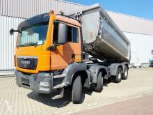 MAN billenőkocsi építőipari használatra teherautó TGS 41.440 8x4 BB 41.440 8x4 BB, Stahlmulde ca. 20m³