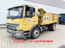 Строительный самосвал Mercedes Atego 1623 L 4x2 Atego 1623 L 4x2, Abschiebeaufbau, 3x Vorhanden!