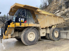 Caterpillar 775 G tombereau rigide occasion