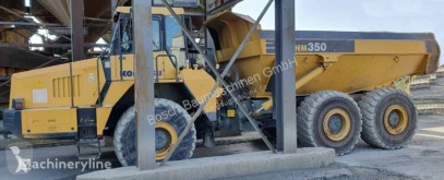 Dumper dumper articulado Komatsu HM350
