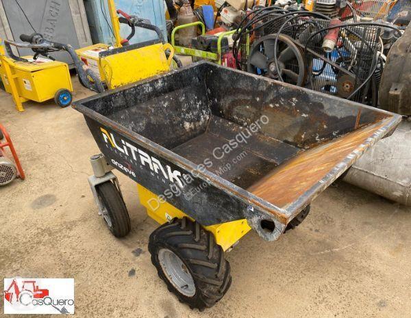 Bekijk foto's Dumper Alitrak MT 500 P4