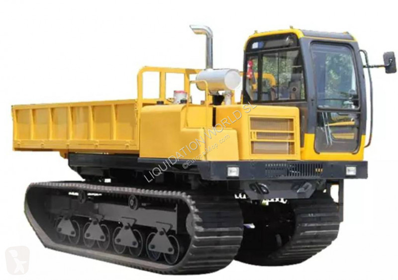 Просмотреть фотографии Карьерный самосвал Cummins Megher  Crawler Dumper truck  (American) 10
