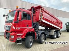 Damper eklemsiz damper MAN TGS 41.500 8x8 BB 41.500 8x8 BB, Stahlmulde ca. 19m³, hydr. Heckklappe