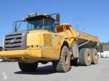 Caterpillar Volvo A 25 D dumper truck 224cv 6x6 Volvo used articulated dumper