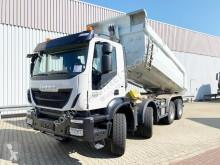 Caminhões basculante Trakker AD340T45 8x4 Trakker AD340T45 8x4, Retarder, Schmitz Stahlmulde ca. 17m³