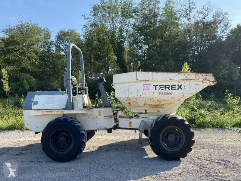 Bekijk foto's Dumper Terex PS 6000 PS6000