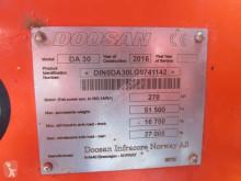 Vedeţi fotografiile Autobasculantă Doosan DA 30