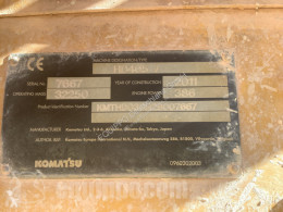 Vedeţi fotografiile Autobasculantă Komatsu HD405-7