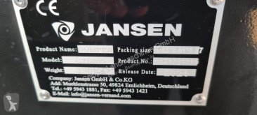Bekijk foto's Dumper nc Jansen Jansen RD 600 BS600