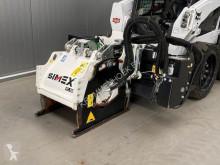 nc Simex PL 5020 wheel tractor scraper - scraper