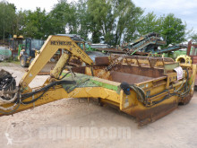 Reynolds 12E10 Pull Scraper wheel tractor scraper - scraper