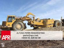 Caterpillar wheel tractor scraper - scraper 651E 651 B PARTS, COMPONENTS / RECAMBIOS, COMPONENTES