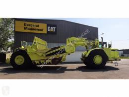Décapeuse automotrice - scraper Caterpillar