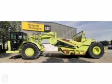 Motorový škrabák - scraper Caterpillar použitý