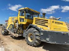 Bomag MPH600(31005) wheel tractor scraper - scraper used