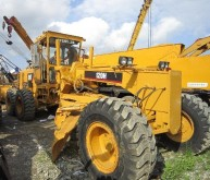livellatrice Caterpillar USED MOTOR GRADER CAT 120H WITH RIPPER