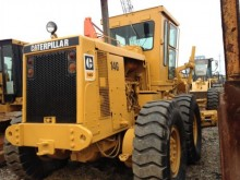 niveleuse Caterpillar USED CAT 14G MOTOR GRADER