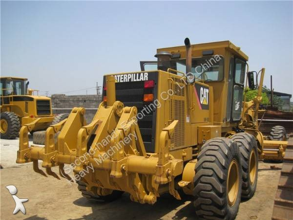 Voir les photos Niveleuse Caterpillar 140G Used CAT 140G 140H 140K 120H 14G 12G Grader