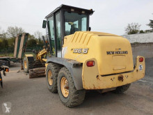 New Holland F 106.6 grader used
