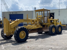 Niveleuse Caterpillar 14G Grader + Ripper Good Condition occasion