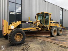 Grejdr Caterpillar 14H Motor Grader + MS ripper