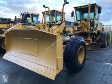 niveleuse Caterpillar 160H MS-ripper + Front blade