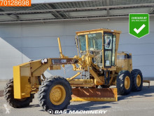 niveleuse Caterpillar 120 H Ripper + Pushblock