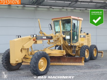 Niveladora Caterpillar 140H Pushblock and ripper usada