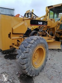 Caterpillar 14H grader used