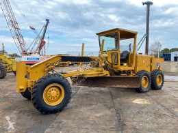 Niveleuse Caterpillar 12 G Ripper NEW Tyres
